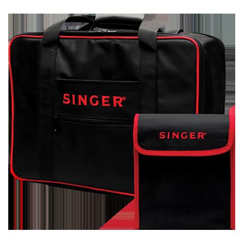 SINGER Foldable Sewing Bag - Black